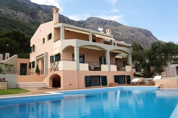 Отдых в Греции - отель, вилла, апартаменты?