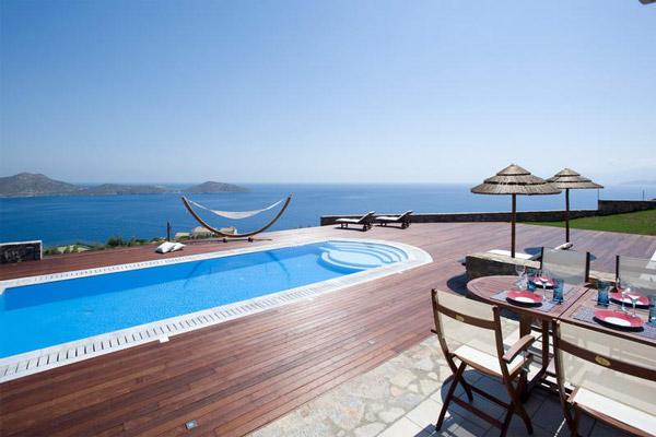 Аренда виллы на Крите – гарантия идеального отпуска