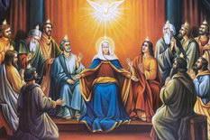 День святого духа в Греции – узнай будущее, измени прошлое.