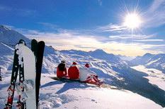 Отдых на горнолыжных курортах в Греции
