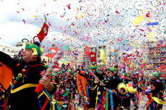 Почувствовать греческий вкус: приглашаем на карнавалы в Греции