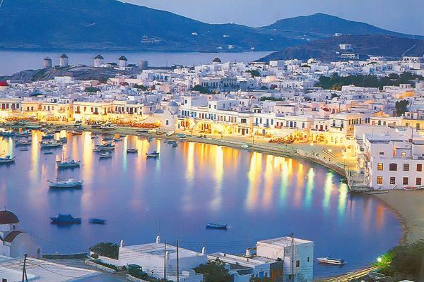 Виллы, апартаменты, на материке и на островах в Греции