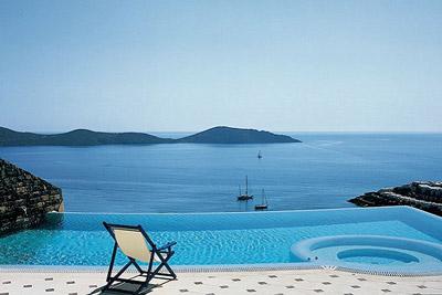Аренда апартаментов, домов вилл на Крите у моря.