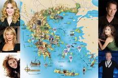 Звезды Голливуда покупают дома в Греции!