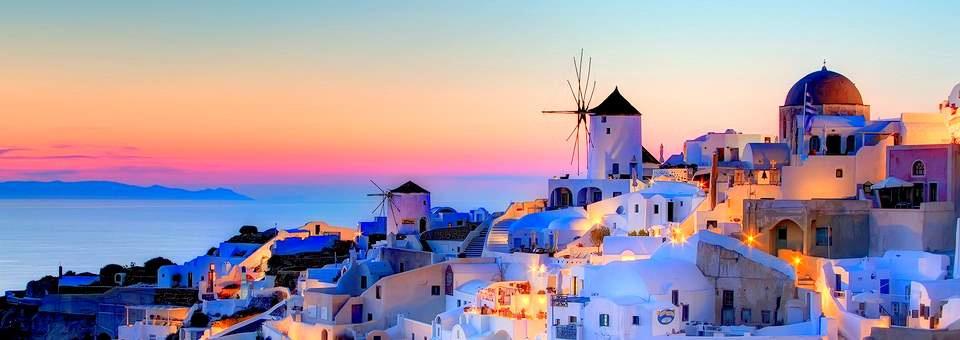 Материк или остров в Греции