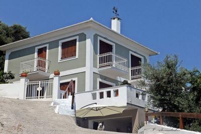 Александра  4*  апартаменты с восхитительным видом на море и местность
