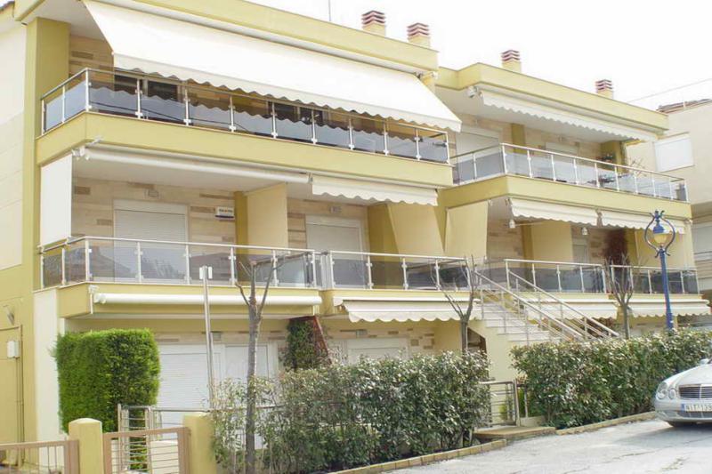 Фаина4* апартаменты с видом на море