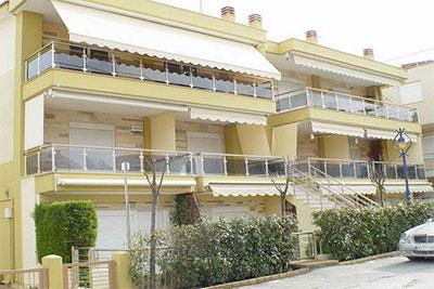 Фаина  4* апартаменты с видом на море