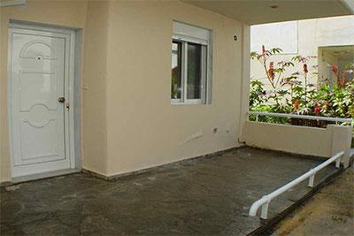 Клео  3* апартаменты в центре Фурки