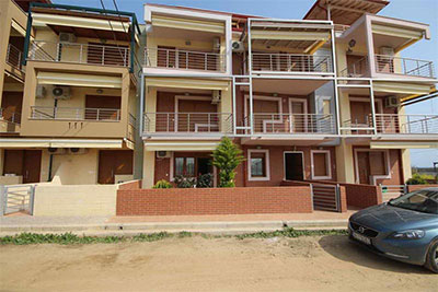 Зевс 7  Аренда апартаментов в Греции