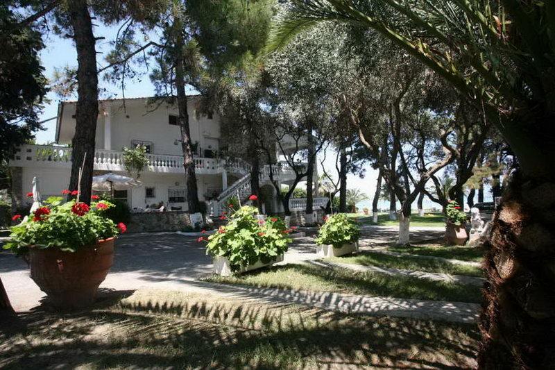 Кало4* апартаменты у моря в Греции( в комплексе)