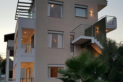 Гликерия  Новые апартаменты с замечательным панорамным видом