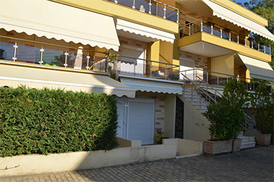 Григория  4* апартаменты недалеко от моря