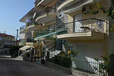 Алики  Уютные апартаменты в Каллифее