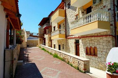 Селена 5  4* современные апартаменты ( в комплексе)