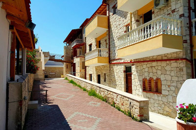 Селена 10  4* современные апартаменты ( в комплексе)