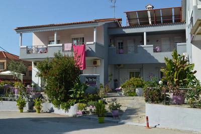 Морские  Уютные апартаменты в комплексе