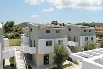 Пелла  4* апартаменты недалеко от моря