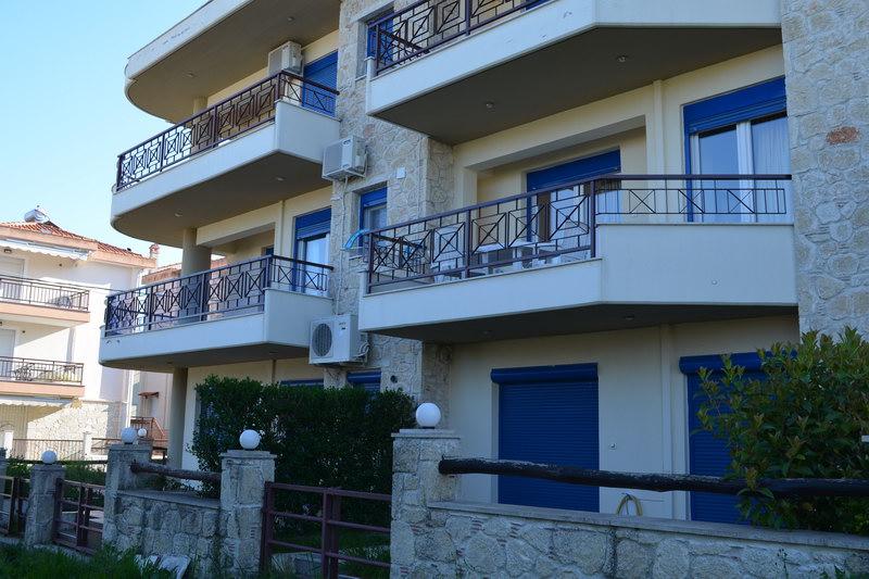 Артемий 14* апартаменты комфортные
