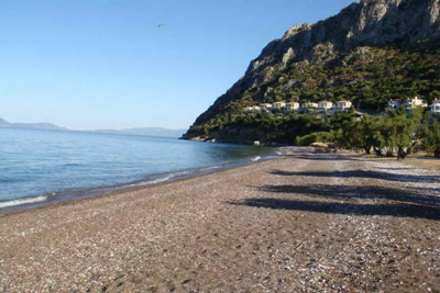 Эпидавр  4* вилла с восхитительным видом на море