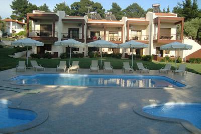 Белла Мария 2  Замечательные апартаменты недалеко от моря