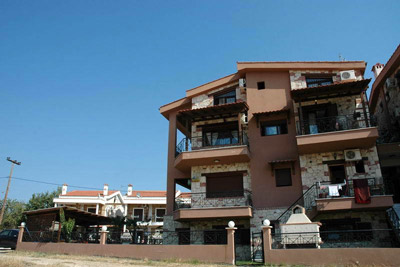 Манолия  Замечательные апартаменты у моря