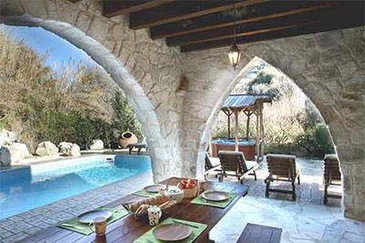 Mylos villa