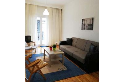 Деспи Апартаменты в центре Салоник