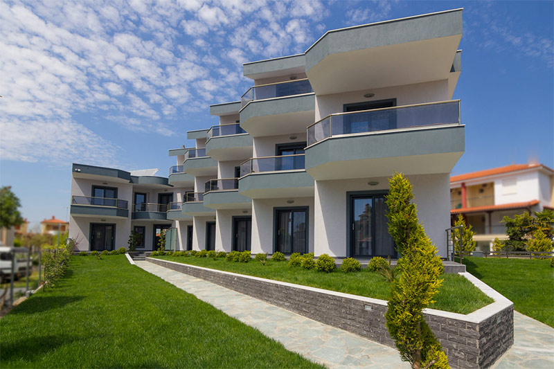Ивона 3Элегантные апартаменты недалеко от моря