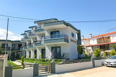 Ивона 3  Элегантные апартаменты недалеко от моря