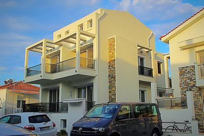 Ник 1 Комфортные апартаменты недалеко от моря