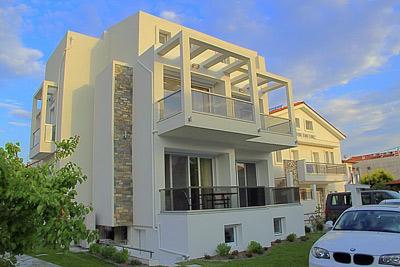 Ник 2 Комфортные апартаменты недалеко от моря